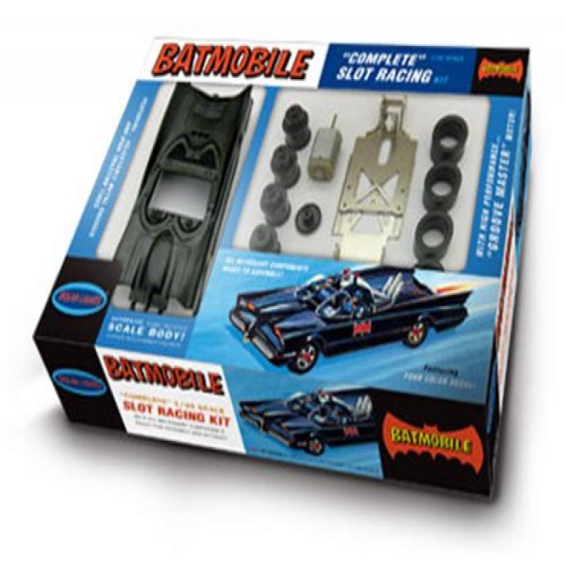 1/32 '66 TV Batmobile Slot Car Race Kit