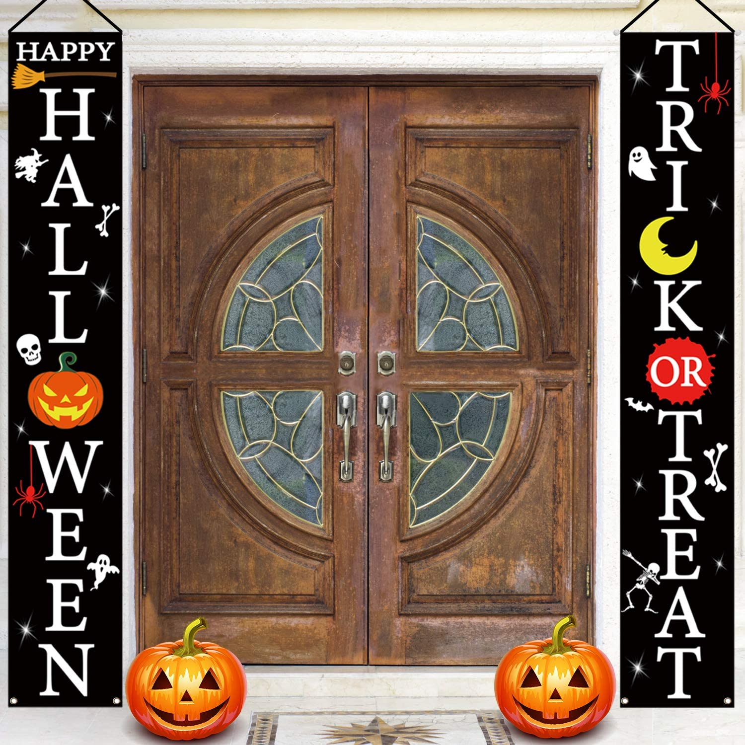 Front Door Give Thanks
