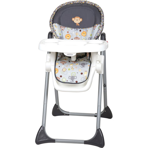Baby Trend Sit-Right High Chair, Bobbleheads