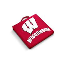 Wisconsin Badgers Stadium Seat Cushion