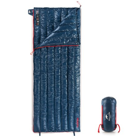 Sleeping Bag Outdoor Water Repellent Ultra Light Down Sleeping Bag Packable Backpacking Envelope Sleeping