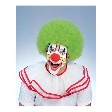 Adult Deluxe Green Clown Wig Rubies 50752 - Green Clown Wig