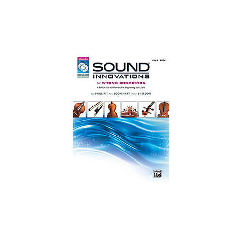 Sound Innovations for String Orch. Bk 1 - Viola