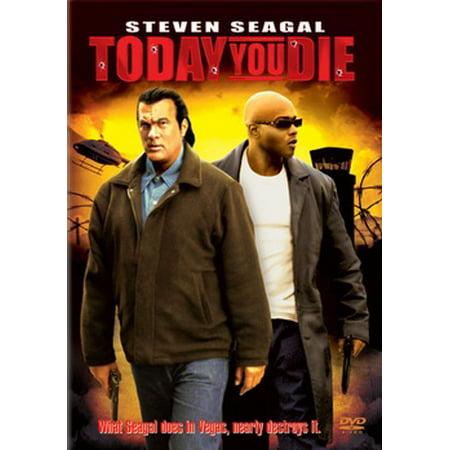Today You Die (DVD) (Specter Studios)