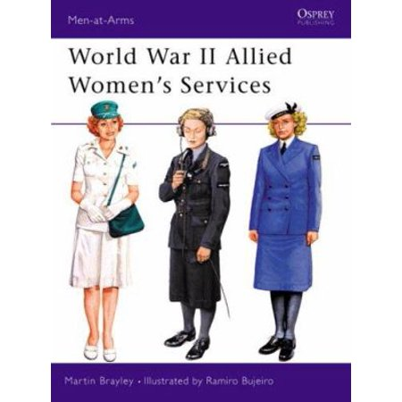 World War Ii Allied Womens Services New