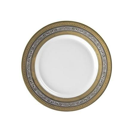 Ten Strawberry Street Elegance Gold - 9 Luncheon Plate Inch - Lot de 6 - image 1 de 1