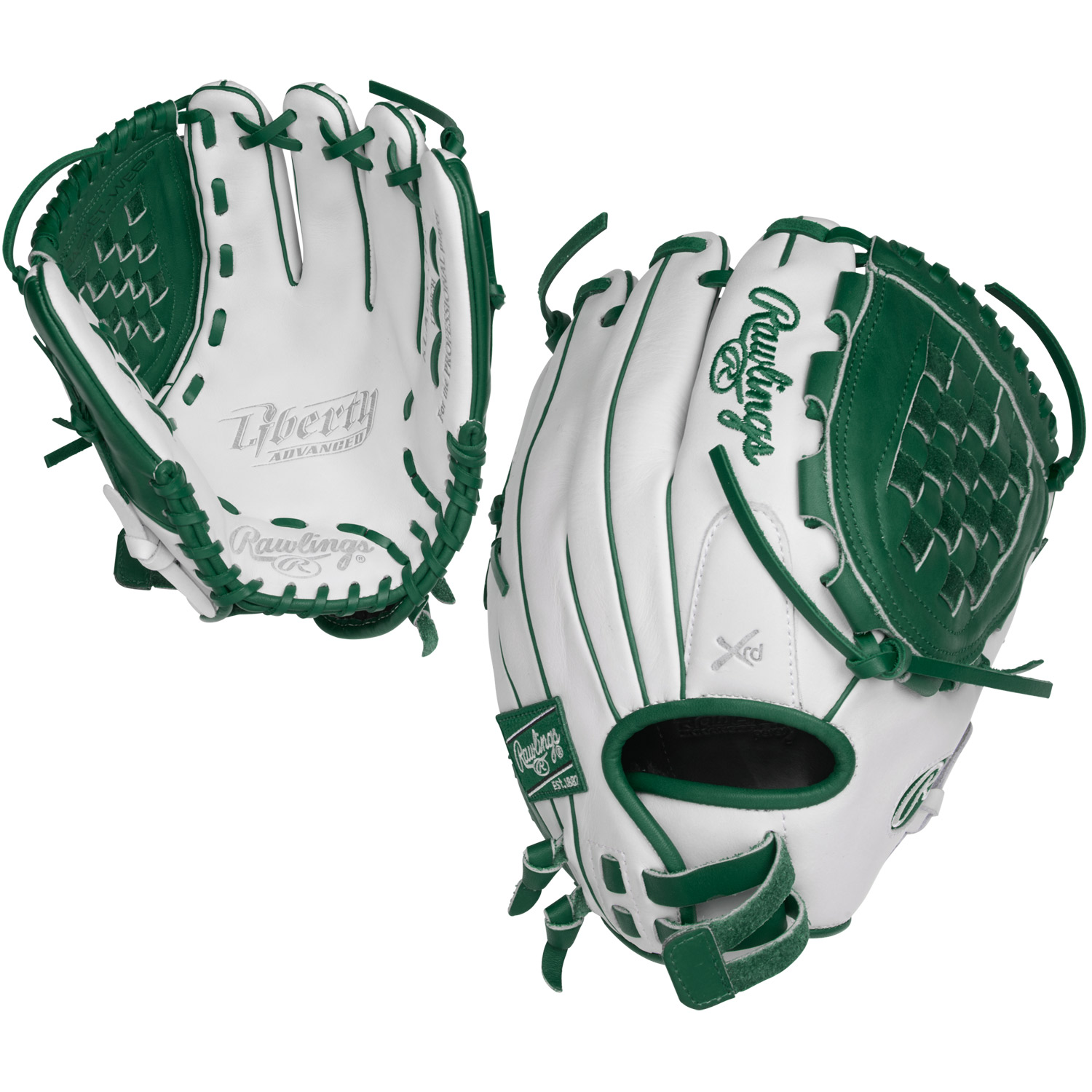 Rawlings Liberty Advanced 12 Inch RLA120-3WDG Fastpitch S...