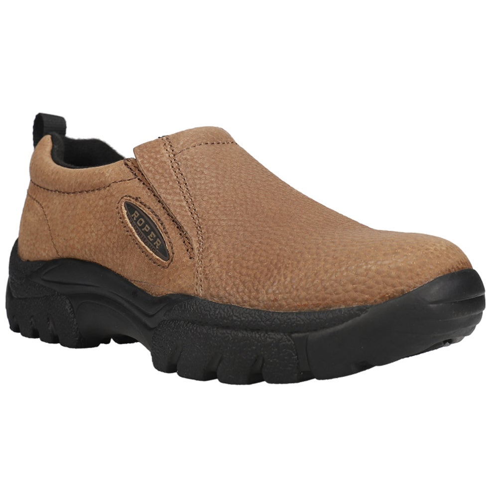 Roper Performance Slip On  Mens  Casual Shoes Casual Brown