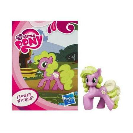 Flower Pony Holder (My Little Pony Series 1 Flower Wishes 2