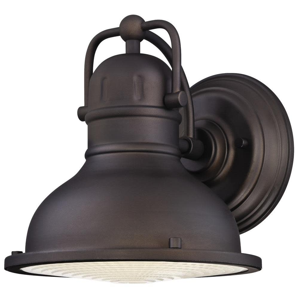 Westinghouse 62034 8W Oil Rubbed Bronze LED Outdoor Wall Lantern