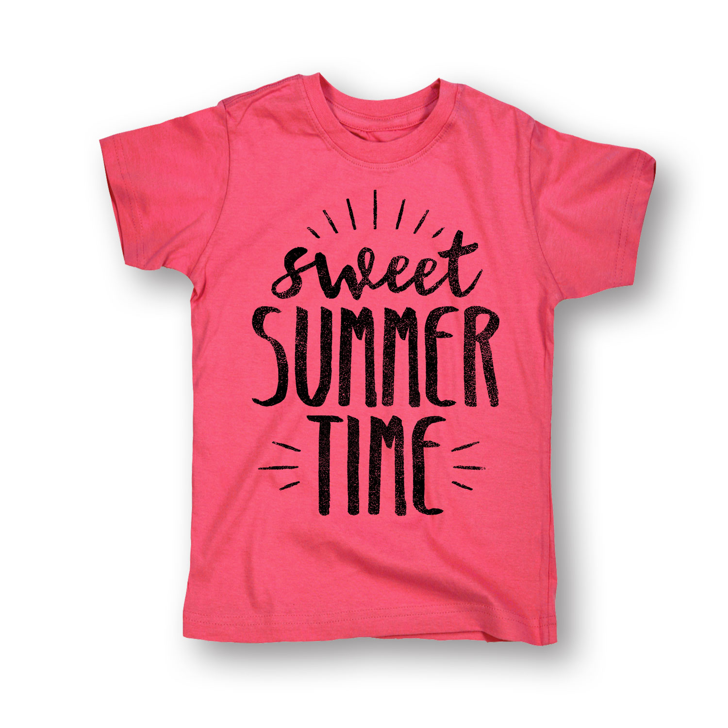 Sweet Summertime-Toddler Short Sleeve Tee