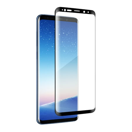 Galaxy S9 Plus Screen Protector, 9H Hardness Tempered Glass Screen Protector for  Galaxy S9 Plus Clear #2 ()