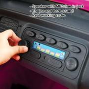 Kid Motorz Chevrolet Camaro 12 Volt Battery Ed Ride On Pink Image