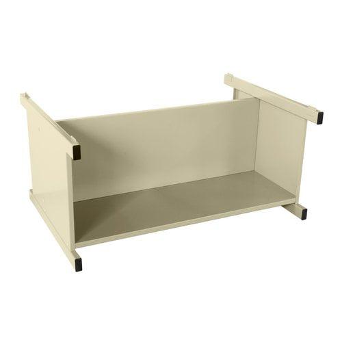 Sandusky Cabinets Flat Files Lower Shelf Open Filing Unit