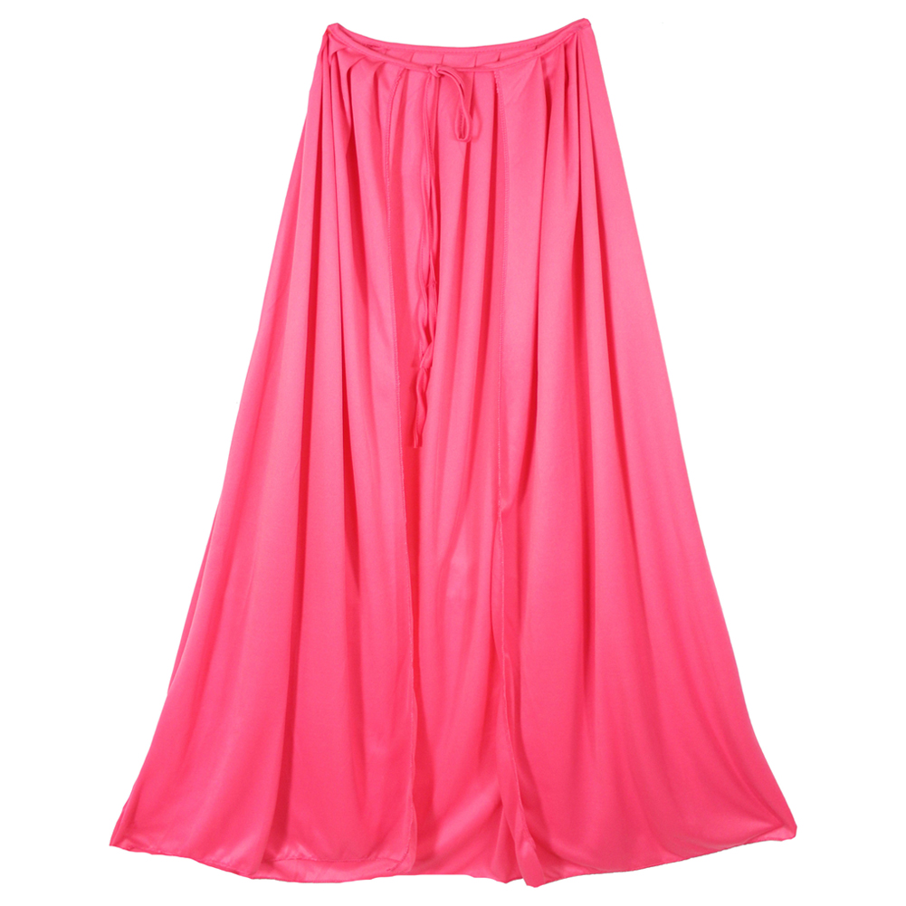 "SeasonsTrading 28"" Child Pink Cape Halloween Costume Accessory"