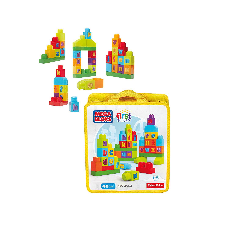 ABC Spell! By Mega Bloks by Mega Bloks