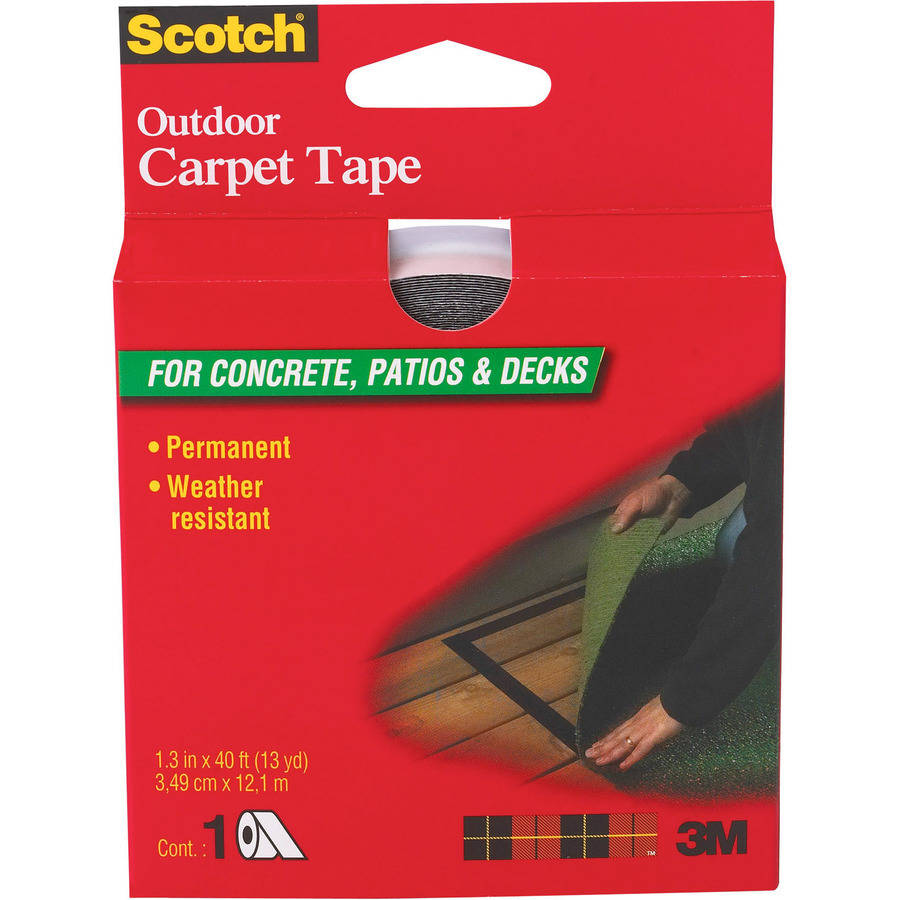 3M CT3010 Scotch Reinforced Outdoor Carpet Tape