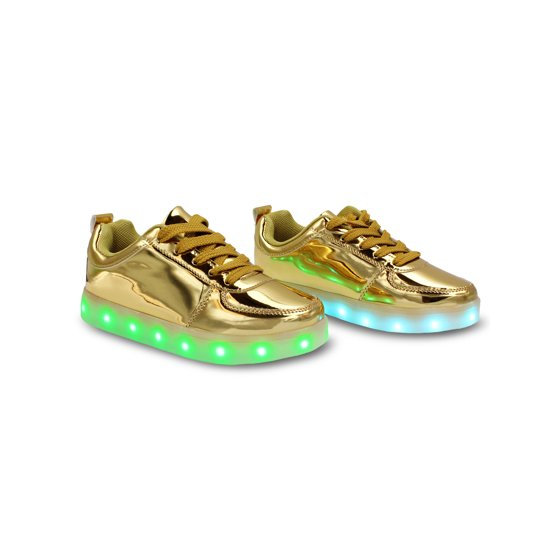 90f155c0c4537a Galaxy Shoes - Galaxy LED Shoes Light Up USB Charging Low Top Kids ...