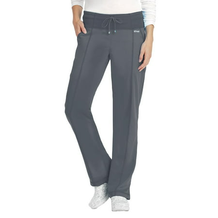 Grey's Anatomy 'Grey's Anatomy Active' Yoga Knit Waist Pants Scrub Bottoms