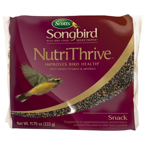 Morning Song Scotts;songbird Selections;nutrithrive