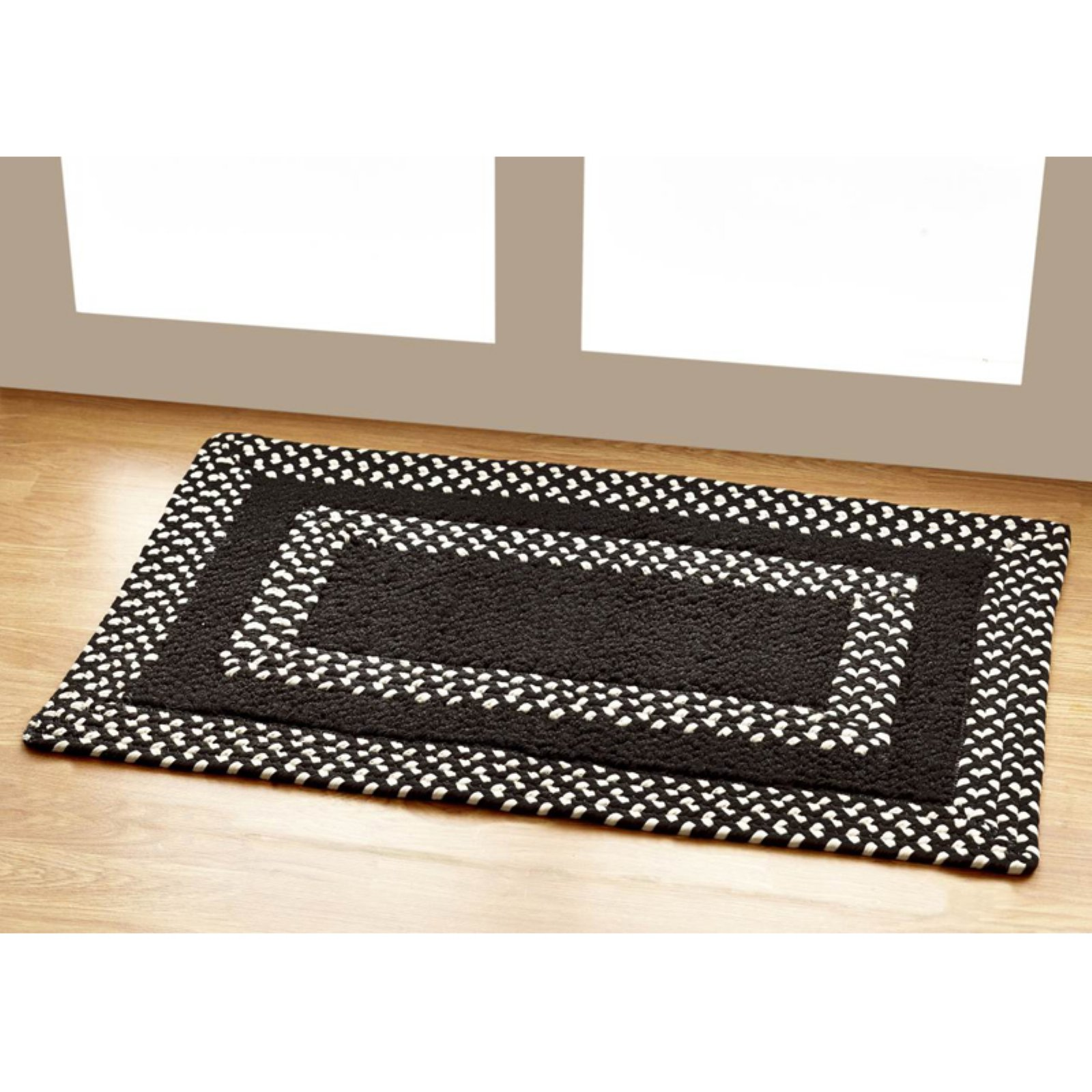 Hercules Handwoven Rugs 21X34 Chocolate