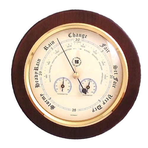 Bey-Berk Barometer Thermometer and Hygrometer