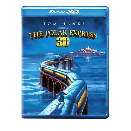 The Polar Express (3D Blu-ray) (Bell From Polar Express)