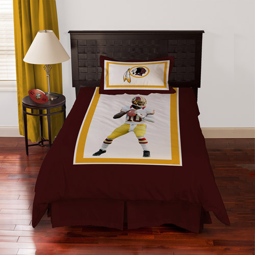 Biggshots Washington Redskins Robert Griffin III Bedding Comforter Set
