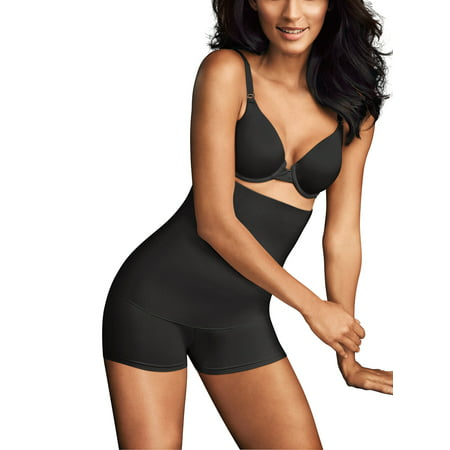 2aed51430d51b Maidenform - firm control high waist shaping boyshort - Walmart.com