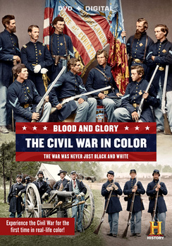 Blood and Glory: The Civil War in Color (DVD) by A&E Home Video,A&E Home Video