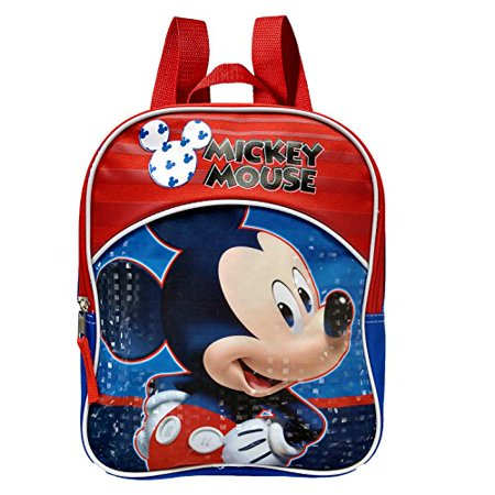 587d50e84f9 Disney Mickey Mouse Toddler Preschool Mini Backpack (Mickey Mouse School  Supplies) - image 1 ...