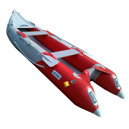 - BRIS 12Ft Inflatable Kayak Boat Fishing Tender Canoe Boat