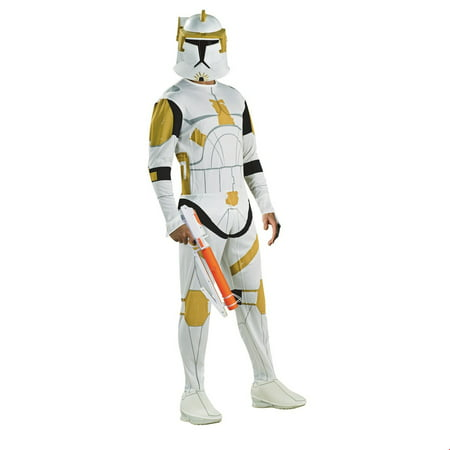 Star Wars Mens Clone Trooper Commander Cody Halloween Costume for $<!---->