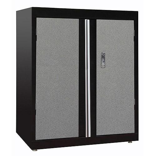 """Sandusky 30"""" Deluxe Garage Base Cabinet with 2 Adjustable Shelves"""