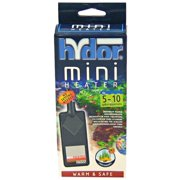 Mini Submersible Heater 15 Watts - (For Aquariums 5-10 Gallons)