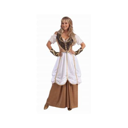 MEDIEVAL SKIRT - Adult Couples Costumes
