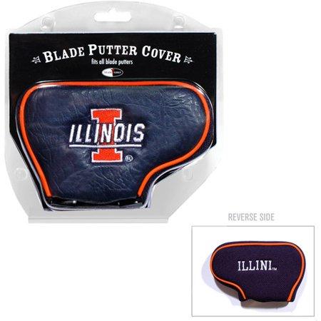 Illinois Golf Gear (Team Golf NCAA Illinois Golf Blade Putter)