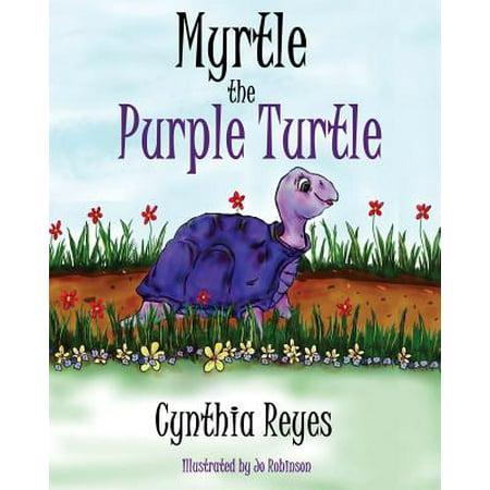 Myrtle the Purple Turtle - Moaning Myrtle