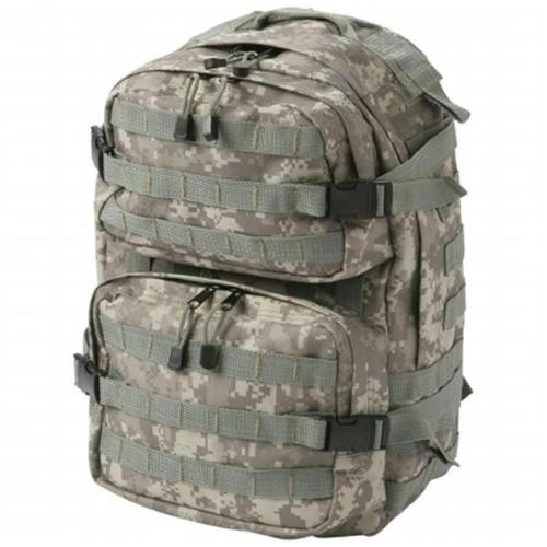 Extreme Pak Digital Camo Water-repellent Backpack