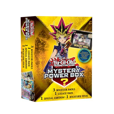 Yu-Gi-Oh! Cards Value Box 6 - Premium Gold/Duelist Saga Seeded 1: 2 Box + 3 Booster Pack + Factory Sealed Pack Dark Crisis Booster Box