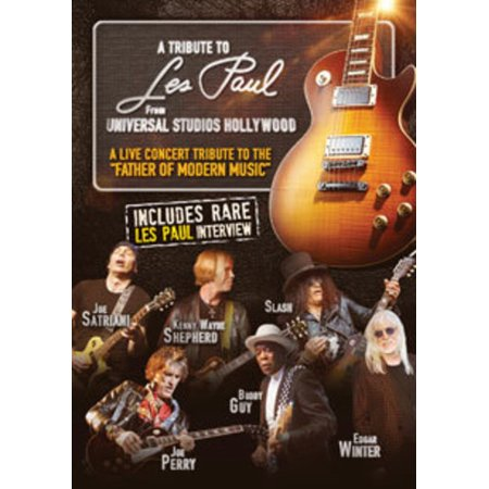 Tribute To Les Paul  Live From Universal Studios