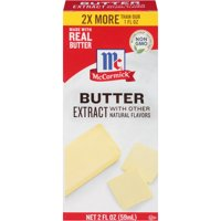 Deals on 4-Pack McCormick Butter Extract, 2 fl oz