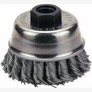 "Firepower 1423-3159 Tweco - Chemical Product - Cup Brush, 3"" Knotted Wire,"