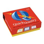 Quicktionary: A Game of Lightning-Fast Wordplay (Other)