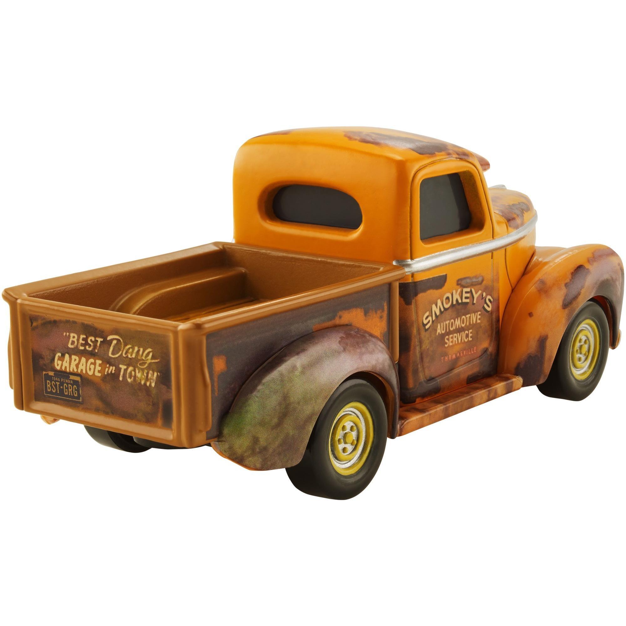 Disney Pixar Cars 3 Smokey Vehicle Walmart Com Walmart Com