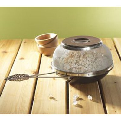 Nordic Ware 36536 Camp Fire and Stove Top Popcorn Popper