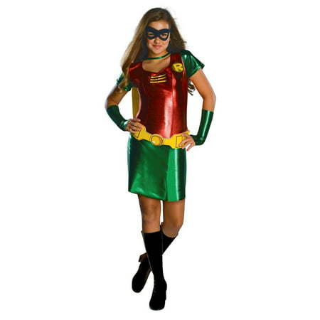 Tween Girls Robin Costume](Batman And Robin Girls)