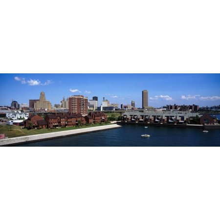 Buffalo, NY Print Wall Art By Panoramic Images