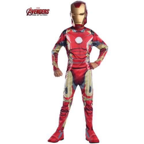 Avengers 2 Iron Man Mark 43 Costume for Kids - Size M