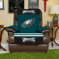 Philadelphia Eagles Recliner Protector - Green